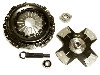 Clutch Kit, Feramic, 4 Paddle, Rigid