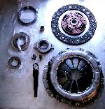 Clutch Kit Bundle, 2.0, Stage 2