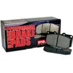 Street Performance Brake Pads (AD22)
