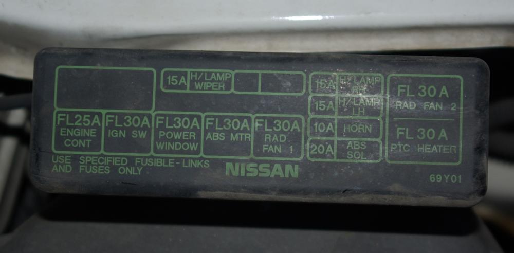 fusebox need photo of sentra fuse box cover sr20 forum 2014 nissan sentra fuse box cover at bakdesigns.co