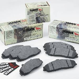 Ceramic Performance Pads, 2001-97, Front, Type-R